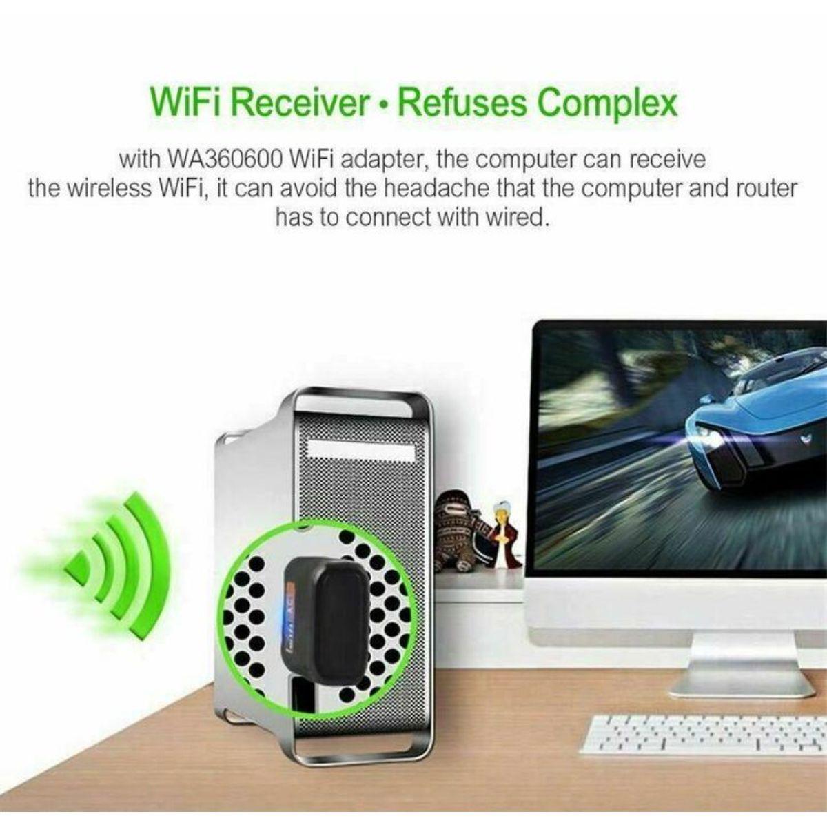 antena wifi usb wireless usb ethernet pc wifi 1 1