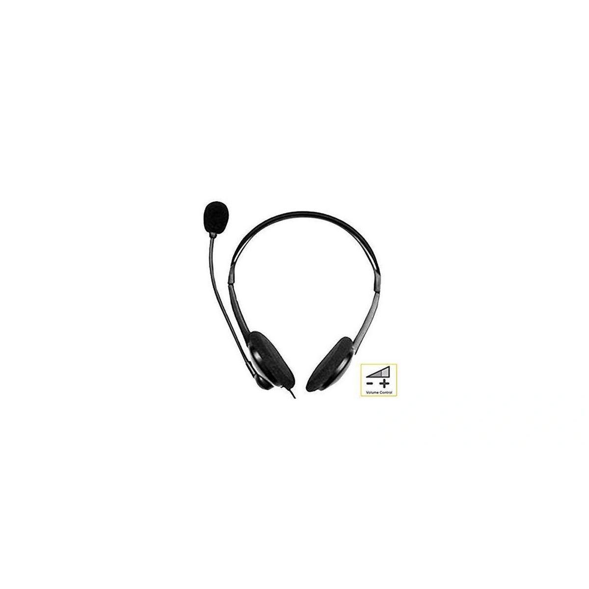 audifono usb con microfono y control volumen 1 1