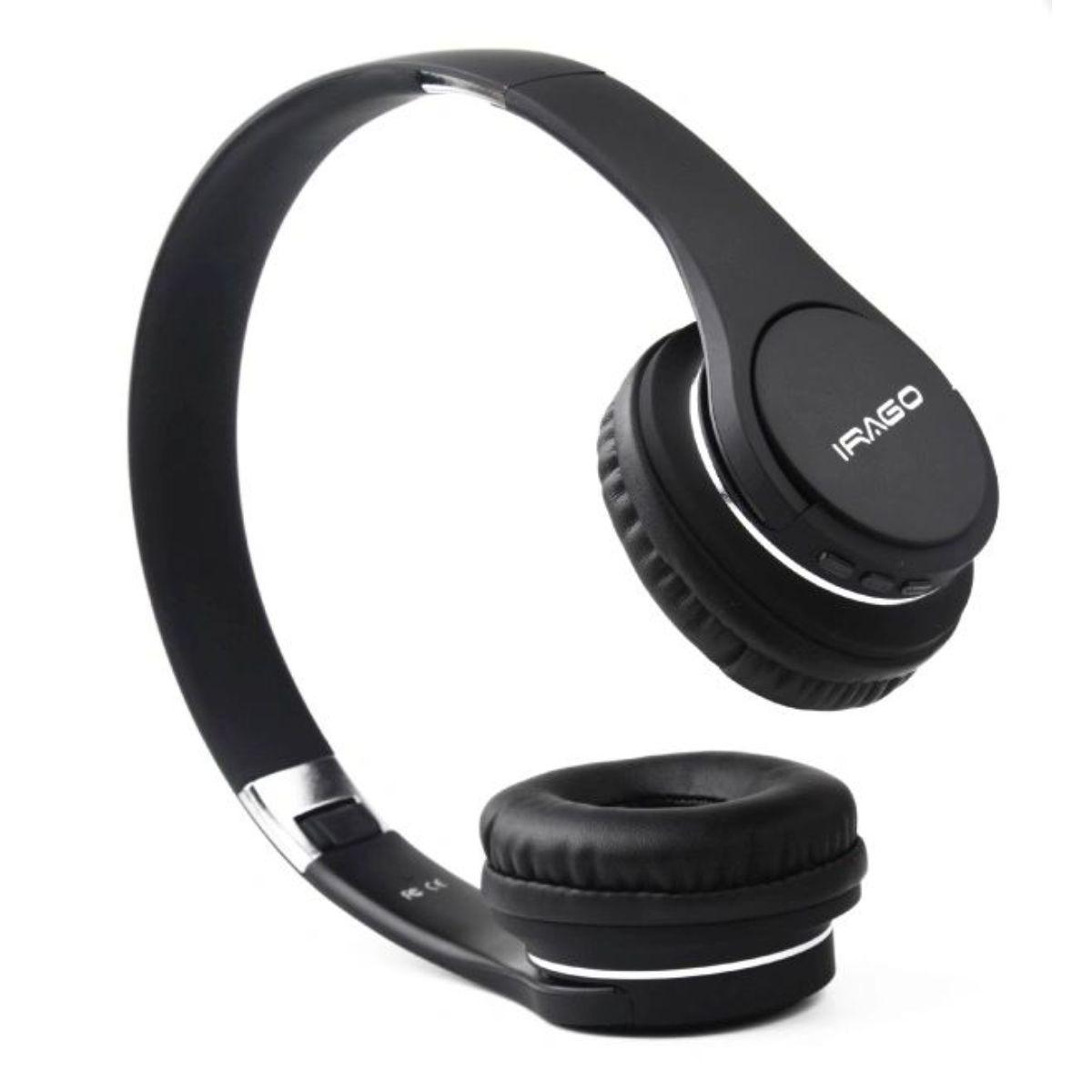 audifonos inalambricos de alta definicion plegable sonido estereo irago razr 4 1
