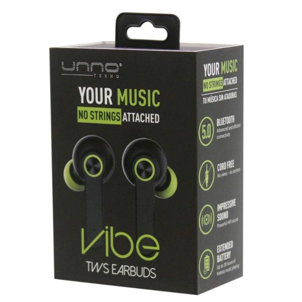 auriculares inalambricos tws vibe 2 1 1