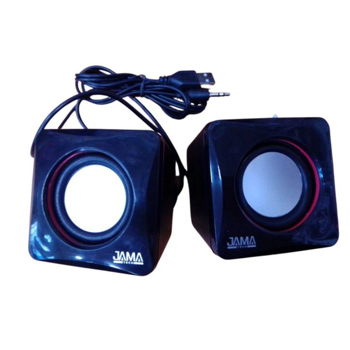 bocina multimedia negra jama tech 1 1