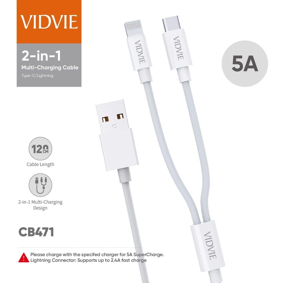 cable usb 2 en 1 2 1