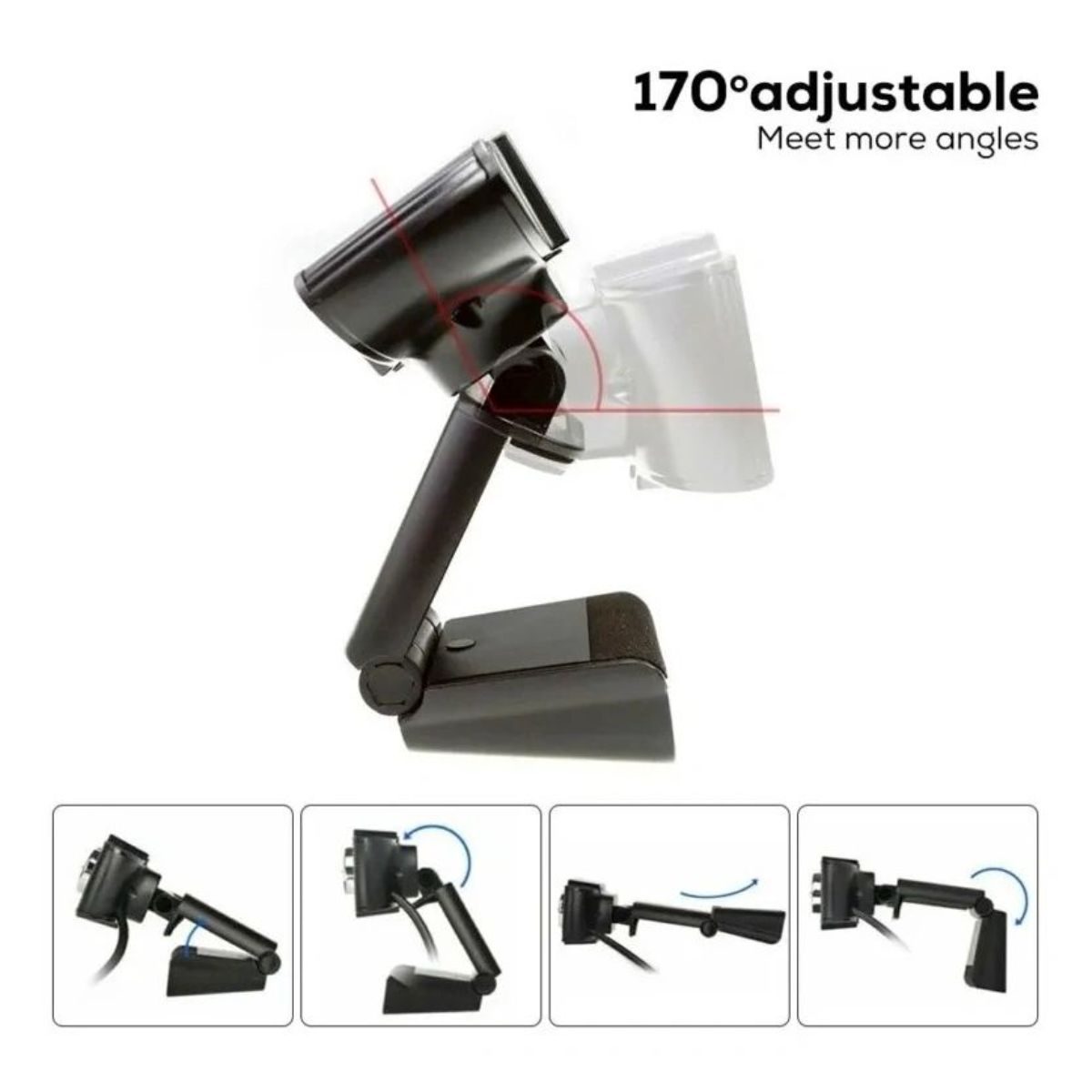 camara web 1080p usb para pc laptop web cam 2 1 1