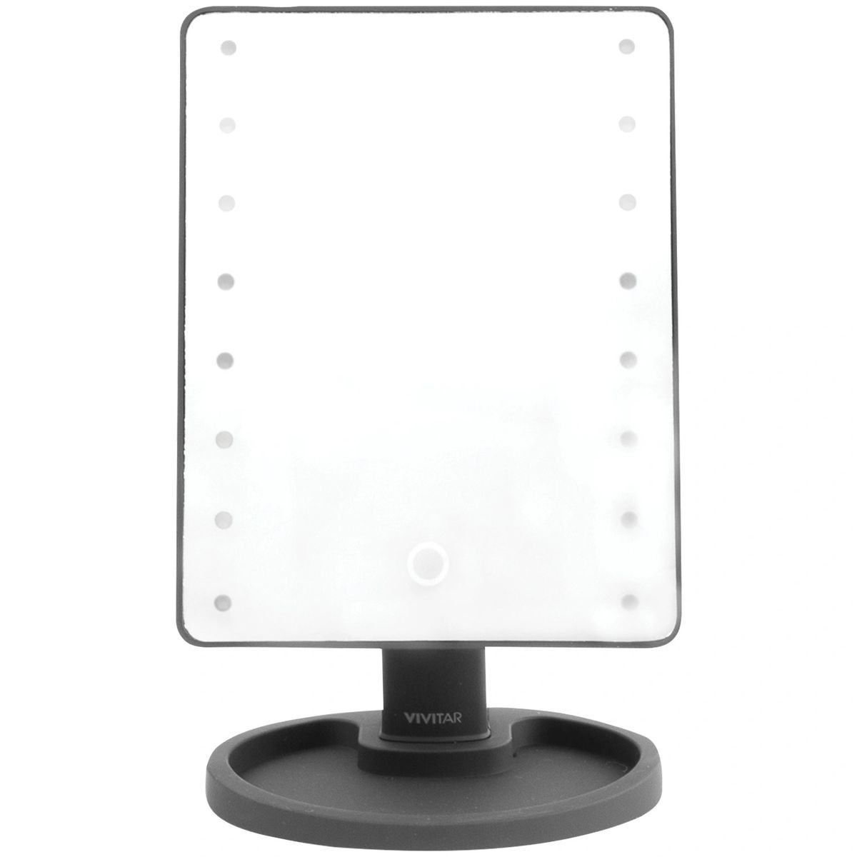 espejo de tocador con luz led 3 1