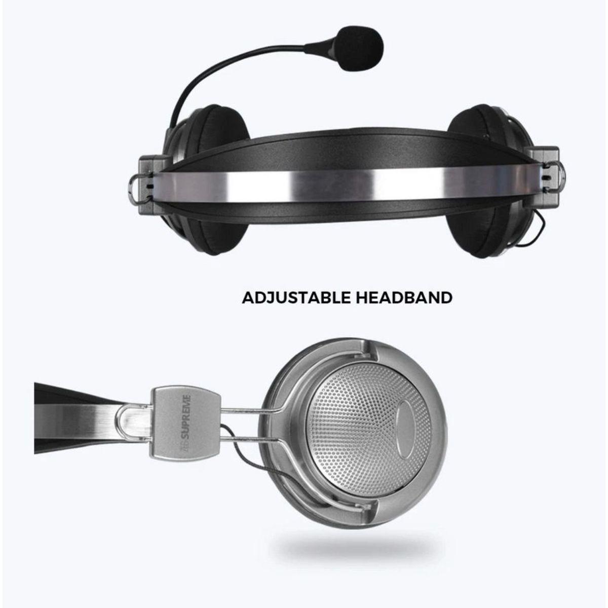 headset zeb supreme 2 1 1