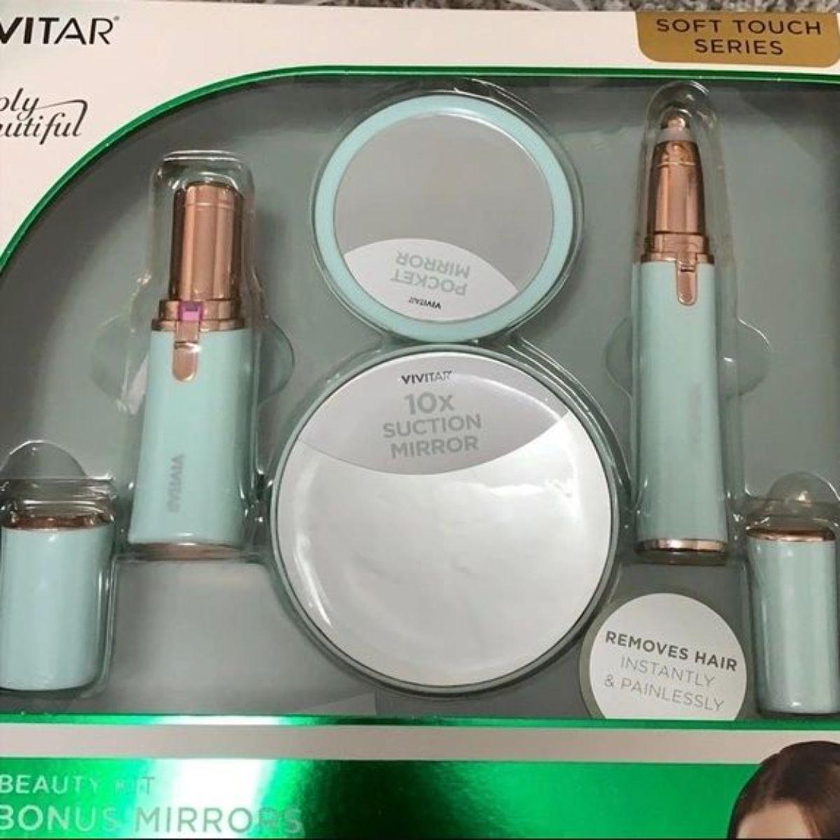kit de belleza vivitar 4 piezas 1