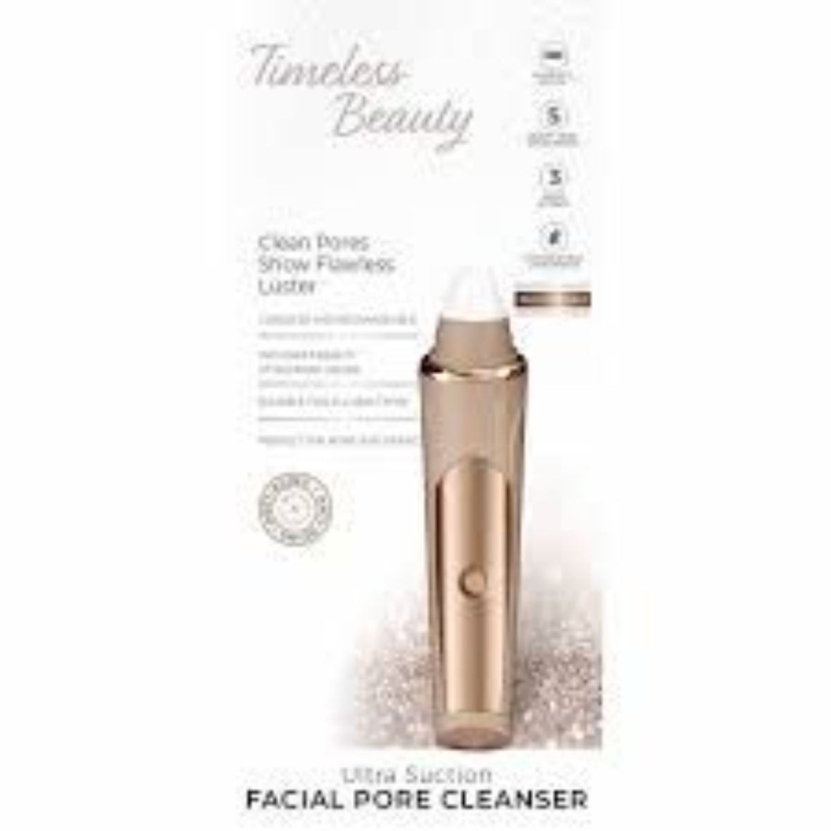 limpiador de poros facial de belleza 2 1