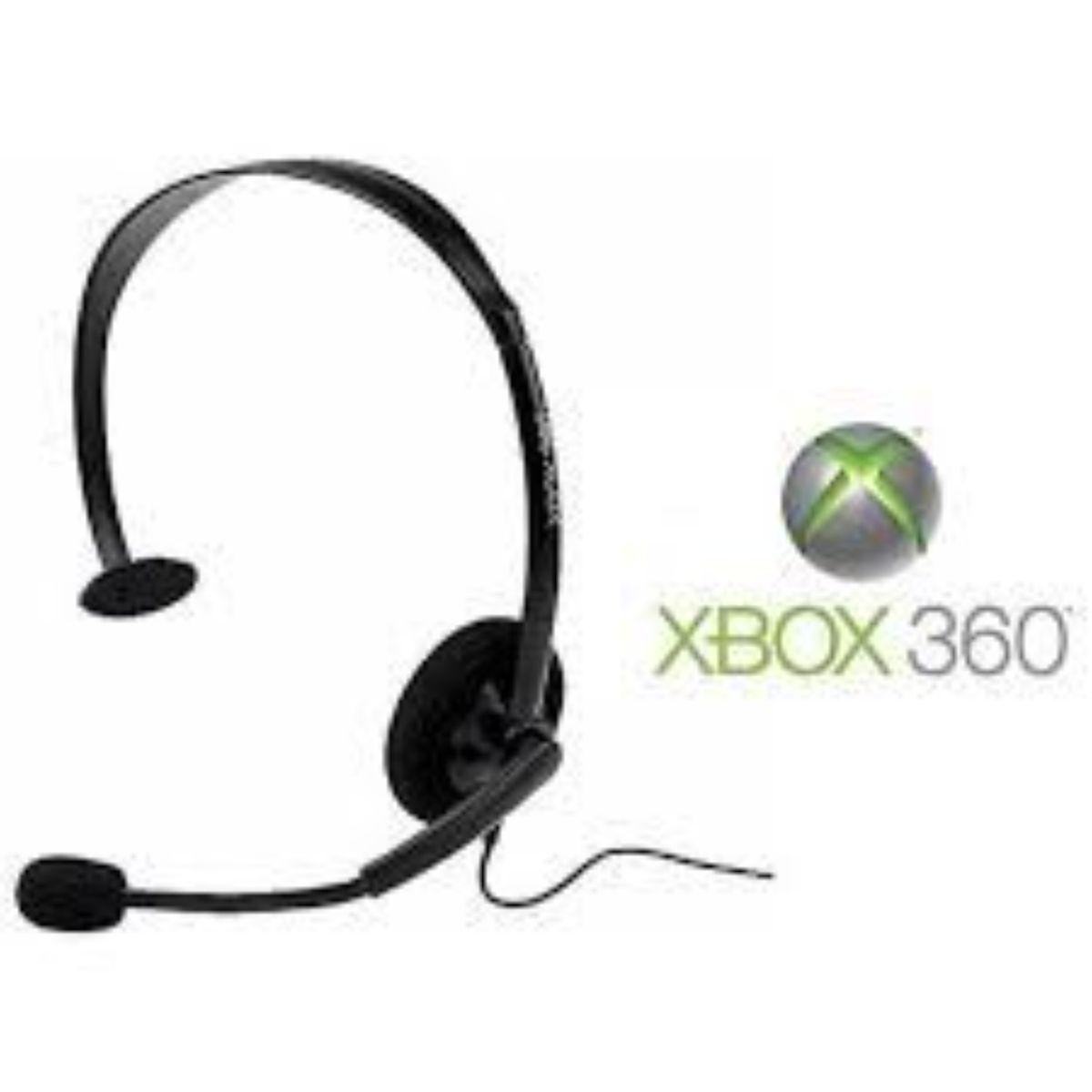 microsoft xbox 360 wired oficial audifonos xbox 360 1 1