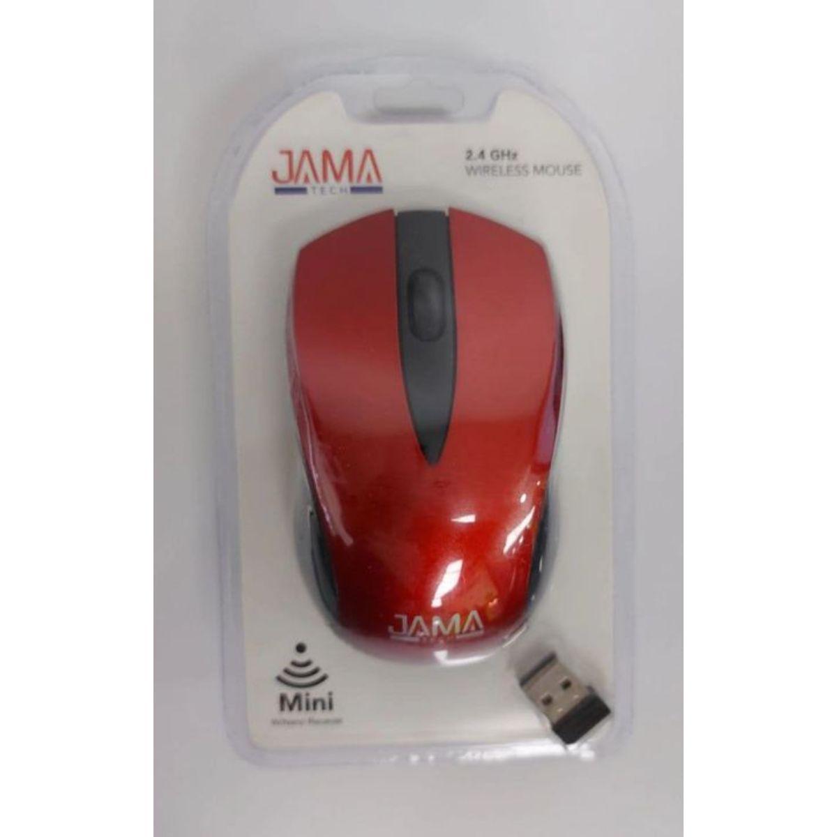 mouse inalambrico jama tech 1 1