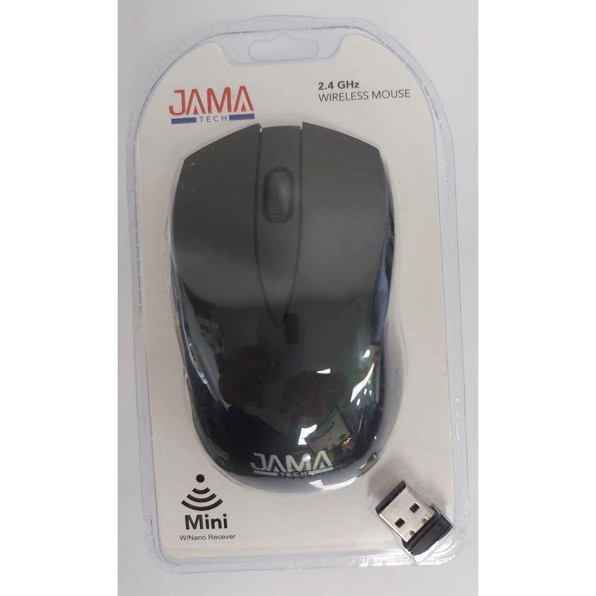 mouse inalambrico jama tech 2 1 1