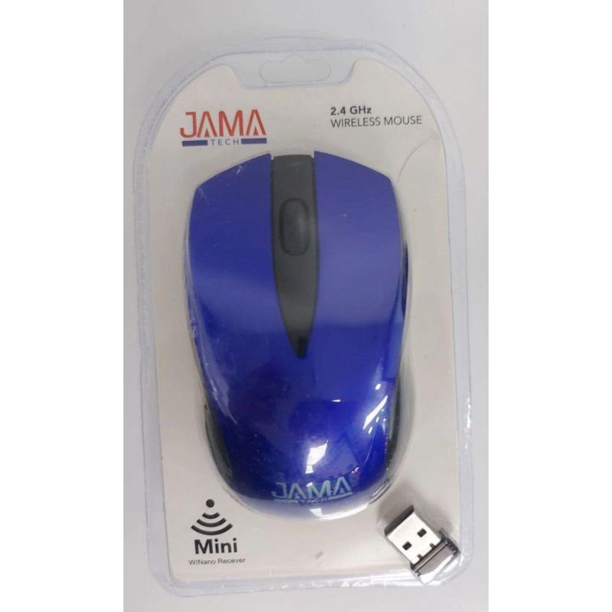 mouse inalambrico jama tech 4 1 1