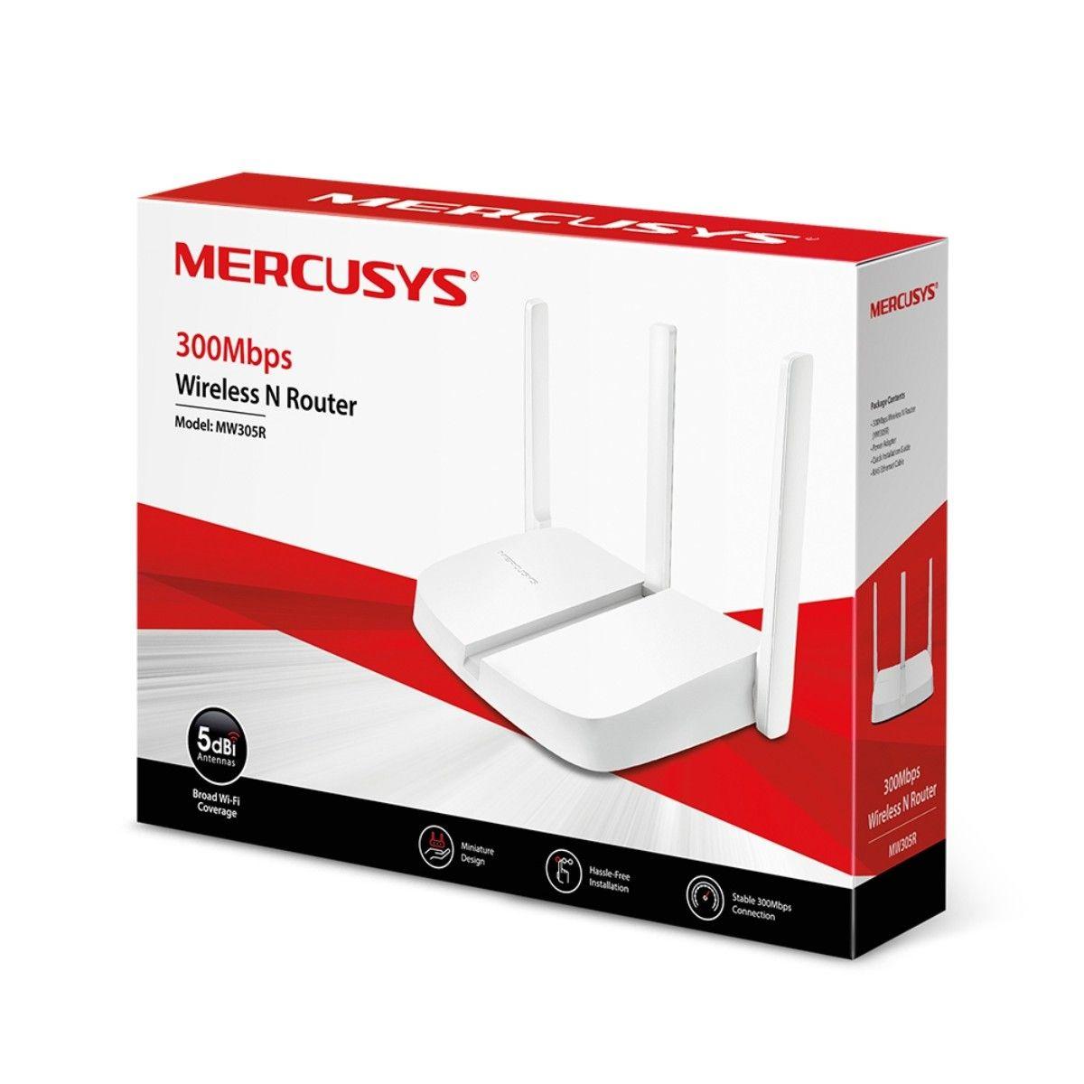 router inalambrico mercusys 3 antenas 2