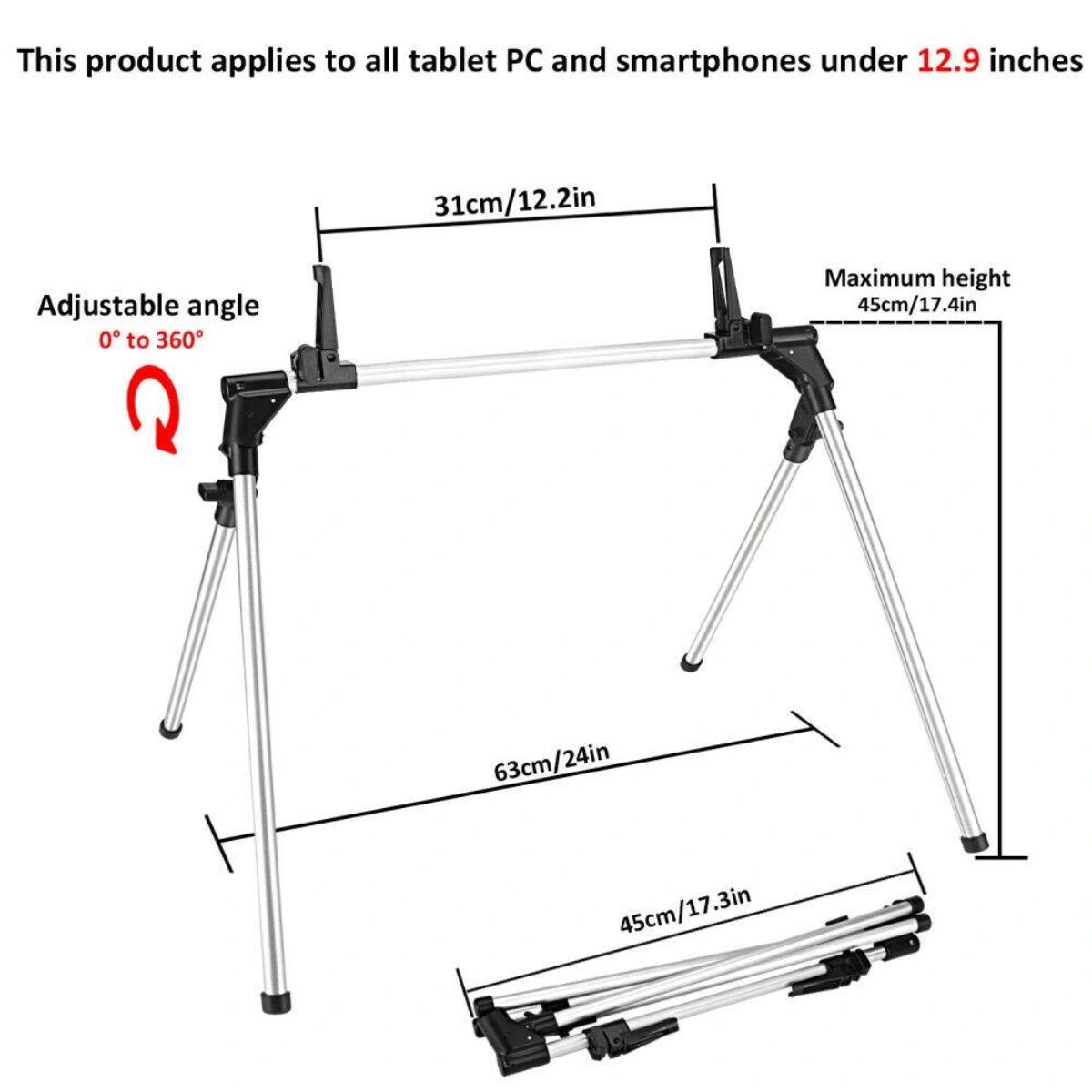 tripode soporte de escritorio 4 1 1