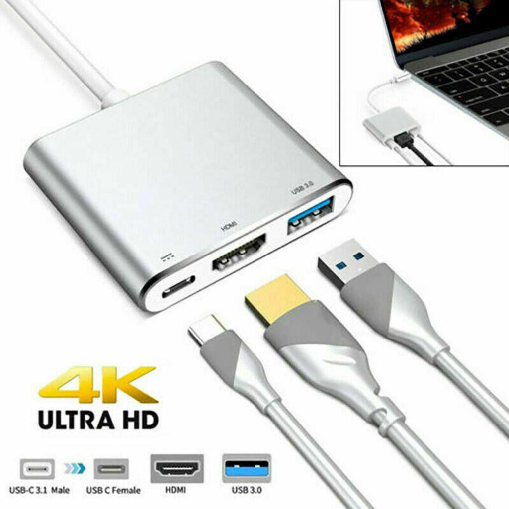 USBC HDMI USB C 2
