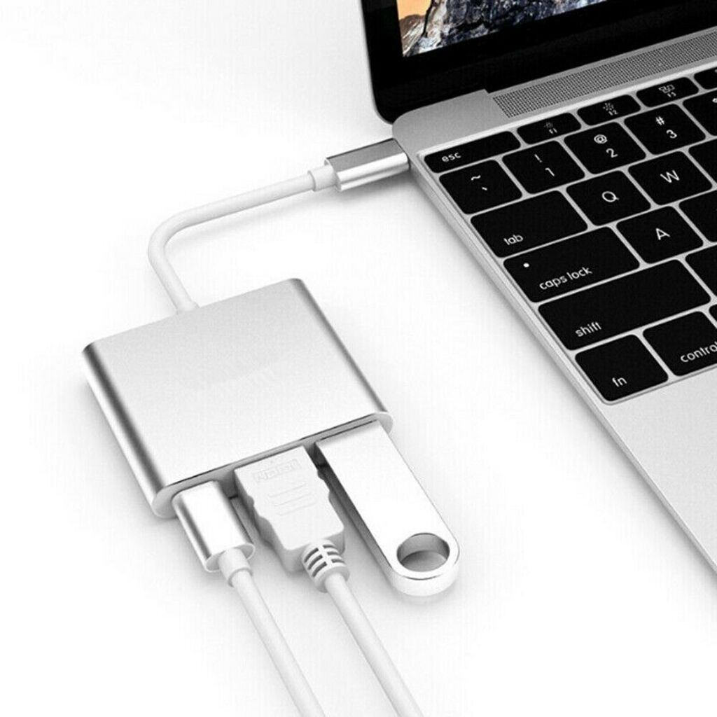 USBC HDMI USB C 4